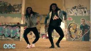 Kroki taneczne RAGGA with Jeny Lively