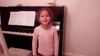 Уроки музыки для дошкольников СПб