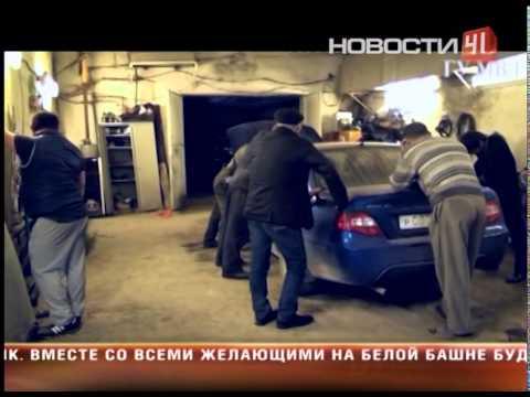 Банду автоугонщиков задержали в Екатеринбурге