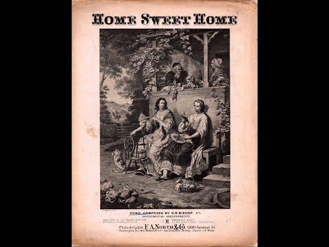 Home Sweet Home (1823)