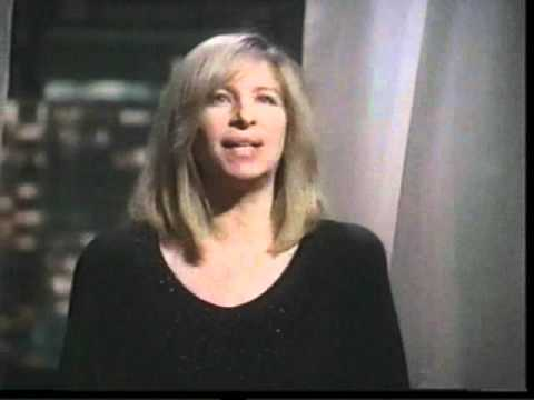 "Barbra Streisand - ""We're Not Making Love Anymore"" (Official Video - Columbia Records)"