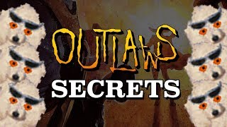 Outlaws: Secrets, Easter Eggs, and Cheats!