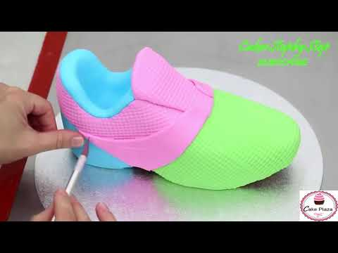 how-to-make-a-sneaker-cake-pastel-zapatilla