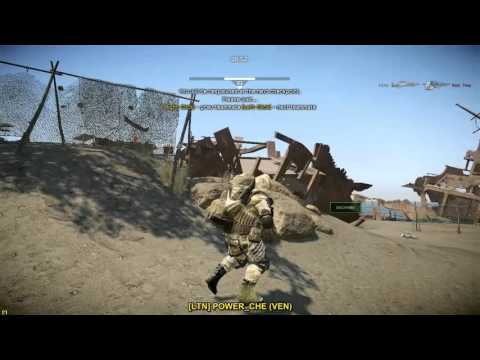 Warface (Modo Coop) [Nivel II Hard] {African Deadfall} (Con Karkom SNR Navy Blue) al 26-02-2016