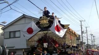 まつり巡行記<申>2015年11月1日 二宮神社=式年大祭 下総三山の七年祭...
