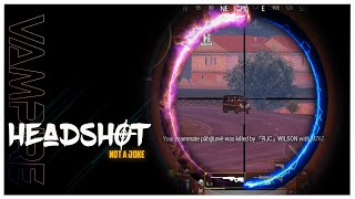 HEADSHOT IS NOT A JOKE ⚡| POCO F1 PUBG MONTAGE | SMOOTH EXTREME 60 FPS