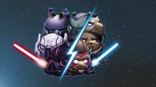 NEW! Angry Birds Star Wars 2 - Master Your Destiny gameplay trailer