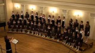 Dječji zbor Mozartine -  E. Cossetto: Dragi Zagreb