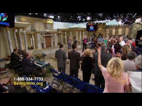 Benny Hinn LIVE Monday Night Service, September 25th, 2017