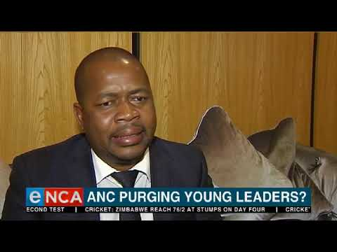 ANC purging young leaders?