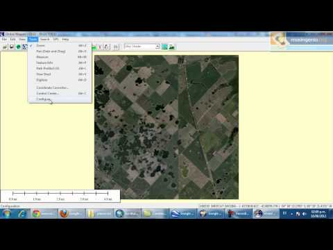 Georeferenciar imagen de Google Earth para AutoCAD from YouTube · Duration:  8 minutes 4 seconds