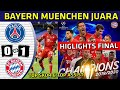 PSG vs Bayern Munich ~Hasil Final Liga Champions~UEFA Champions League 2020~ (1-0)