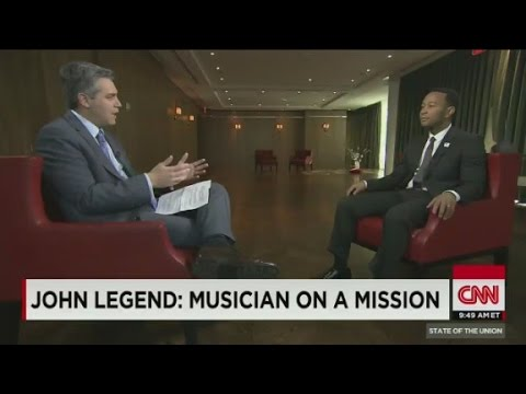 John Legend: Musician on a mission