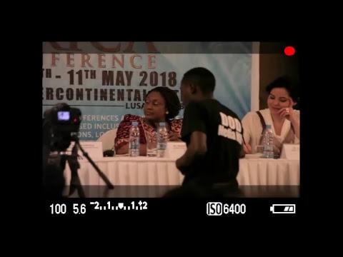 Live from Lusaka Zambia