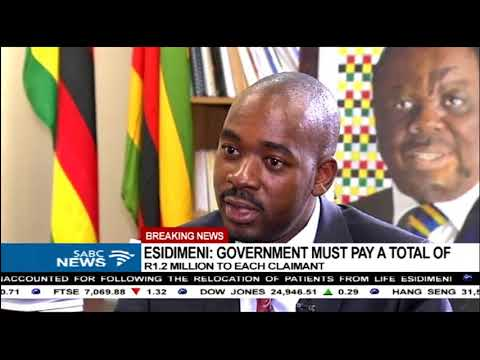 MDC-T's Chamisa on charm offensive