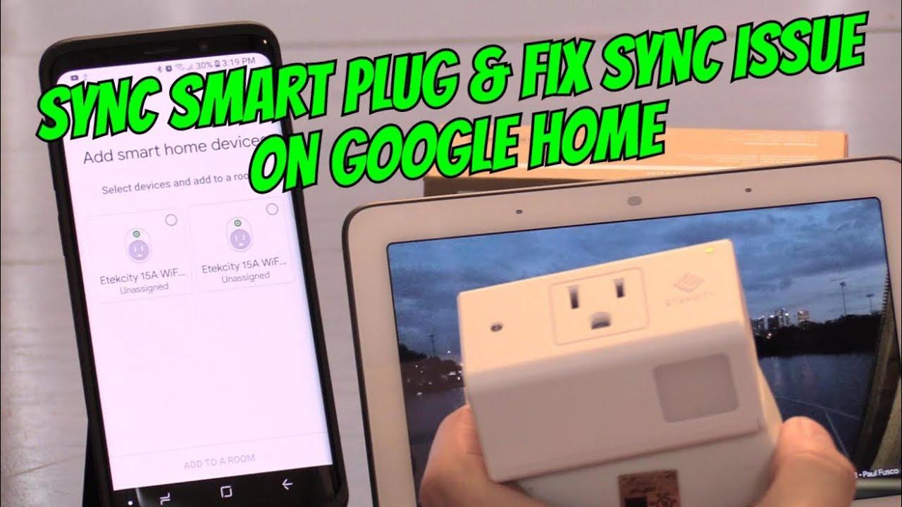 18ba0a48d2 How Connect Google Home to Wifi Smart Plug