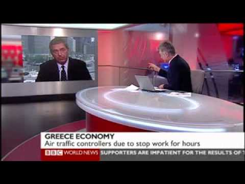 Stavros Lambrinidis, BBC World News 22-09-2011