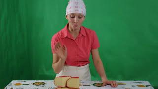 Сыр  Качотта / Какой вкус у вызревшего сыра ?