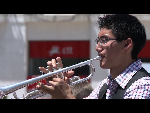 Lift Up The Trumpet | Fountainview Academy | The Great Controversy