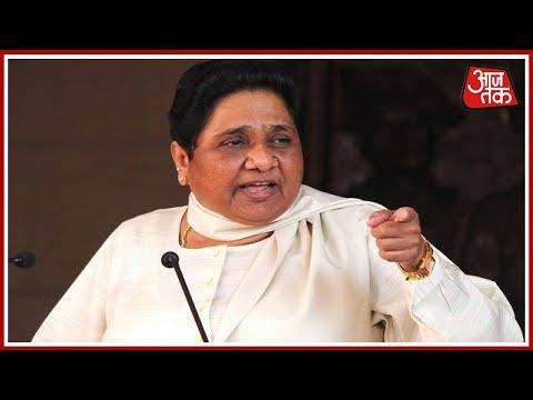 Mayawati Shocks Congress! Says No Alliance With 'Arrogant' Congress In MP And Rajasthan