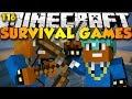 Track & Field! - Minecraft: Survival Games Game 116