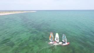 Altenteil Fehmarn Windsurfen 2016