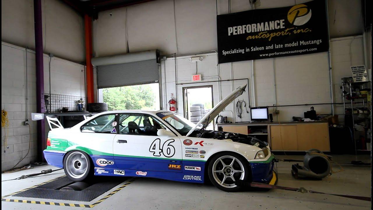 Performance Autosport Tim S E36 M3 Track Car Youtube
