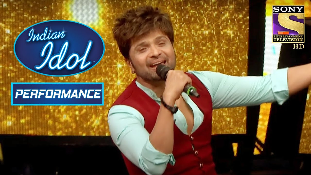 Download 'Pyar Mein Dil Pe Maar De Goli' पे Himesh ने किया Perform   Indian Idol Season 11