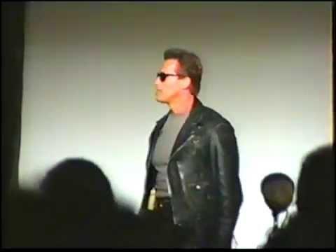 Terminator 2 Convention