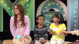 MeleTOP - Mia Sara & Rykarl Nak Kahwinkan Nelydia Dengan Siapa? Ep139 [30.6.2015]