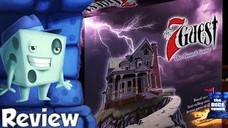 The 7th Guest: The Board Game Review - with Tom Vasel