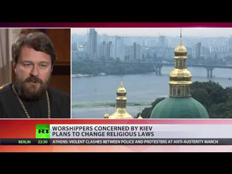 Targeting Religion: Worshippers concerned over Kiev plans to change religious laws