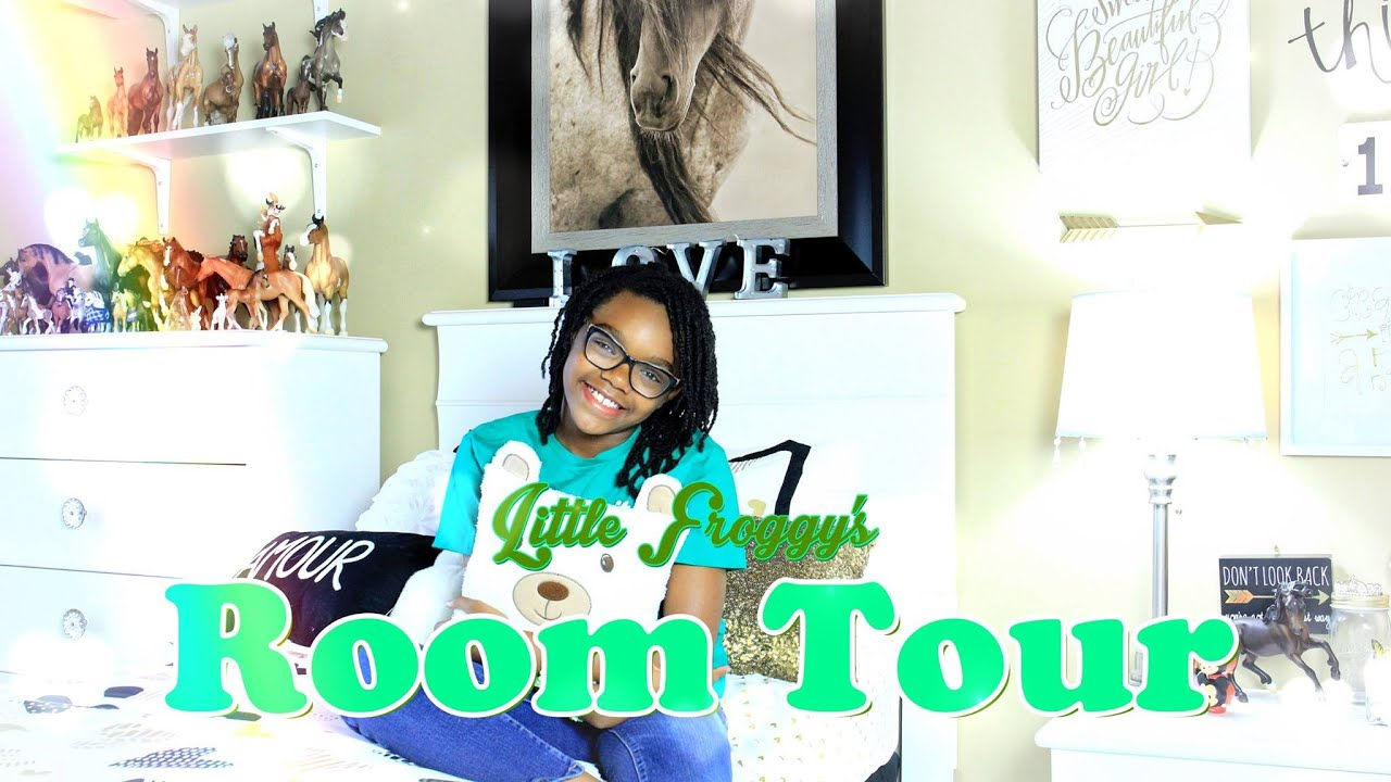The frog vlog little froggy 39 s room tour youtube - Stuff for your room ...