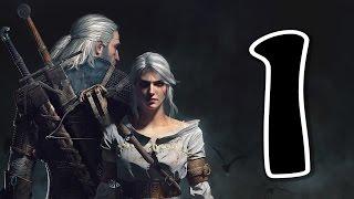 Ведьмак 3 Каменные сердца The Witcher 3 Hearts of Stone Прохождение На Русском Часть 1 Первые Ростки