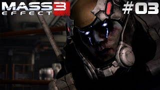 MASS EFFECT 3 | Cerberus Experimente? #03 [Deutsch/HD]