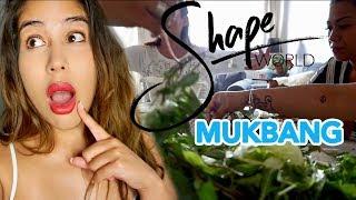 MUKBANG | Shape World Diät Woche 1 | Stephie Tilak