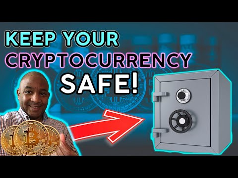 5 Solutions To Keep Your Cryptocurrency Safe