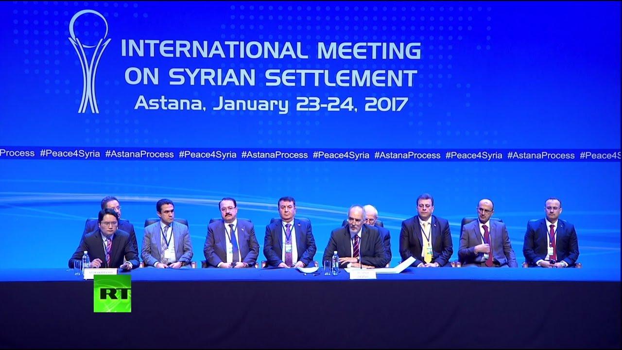 Пресс-конференция главы делегации правительства САР по итогам переговоров в Астане