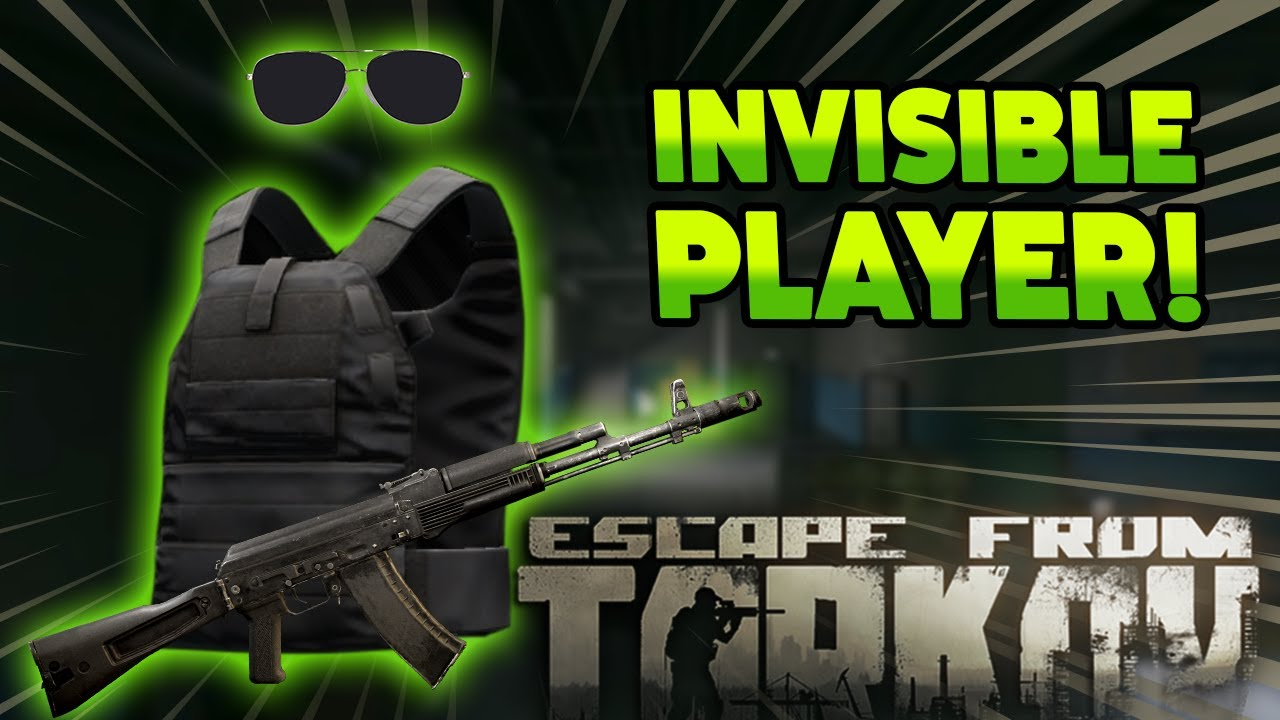 *BUG* COMPLETELY INVISIBLE PLAYER!! | EFT_WTF ep. 141 | Escape from Tarkov Funny and Epic Gameplay