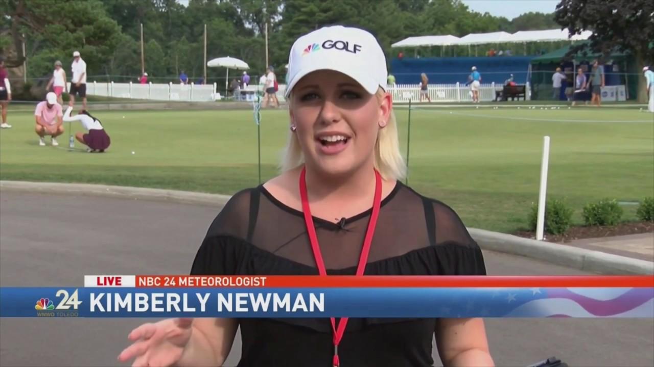 FULL RESUME REEL: Meteorologist Kimberly Newman