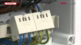 DK-Fixconnect-Steckklemmentechnik / DK-Fixconnect-Terminal technology