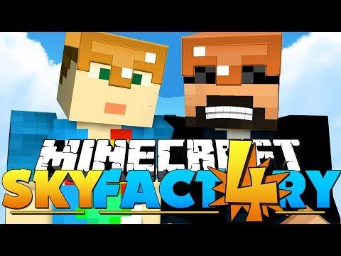 Minecraft: SkyFactory 4 - BEST ARMOR EVER !! [34] - Minecraft Videos