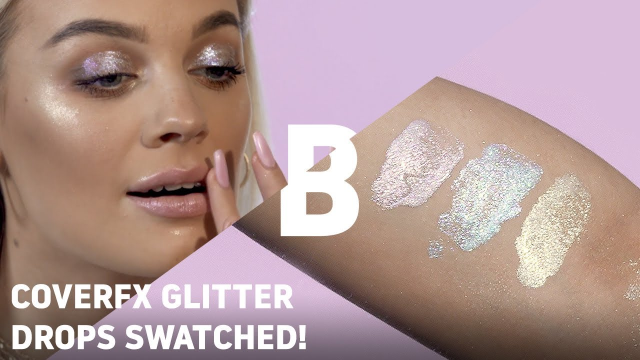 Glitter Drops by Cover FX #18