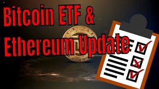 📃Bitcoin ETF & Ethereum Update | Doopie Cash