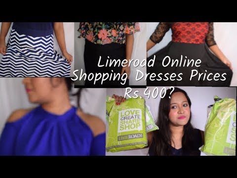 91c99ba7f2 Limeroad Haul Review | Limeroad online shopping review | Online Shopping
