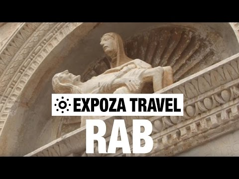 Rab (Croatia) Vacation Travel Video Guide