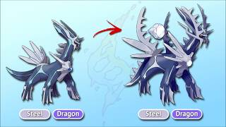 Future Legendary Pokémon Mega Evolutions Fanmade (Part 3)