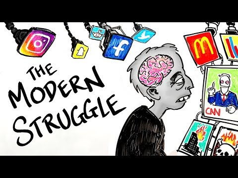 The Modern Struggle - Naval Ravikant
