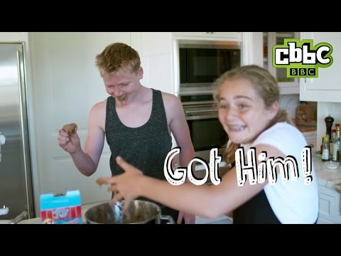 Jack Ramsay gets pranked by Tilly! CBBC