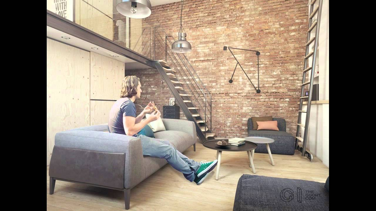 Studio apartments for young couples youtube for Studio apartment ideas for couples